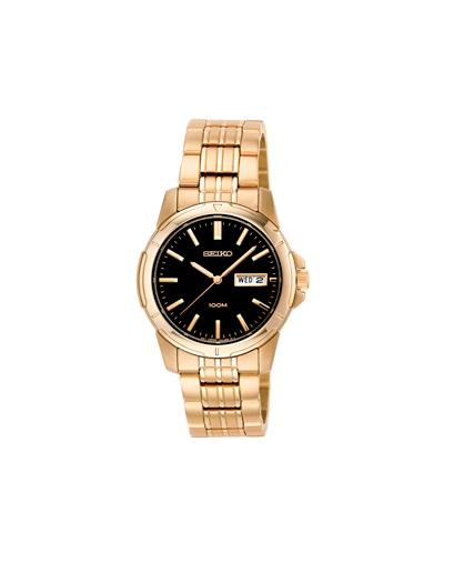 Seiko Gold Watch
