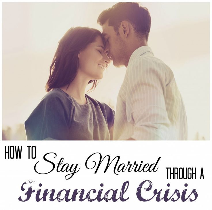 Marriage is hard enough, money problems can make it nearly impossible. How to STAY Married during a financial crisis: From a Gal who almost blew it!