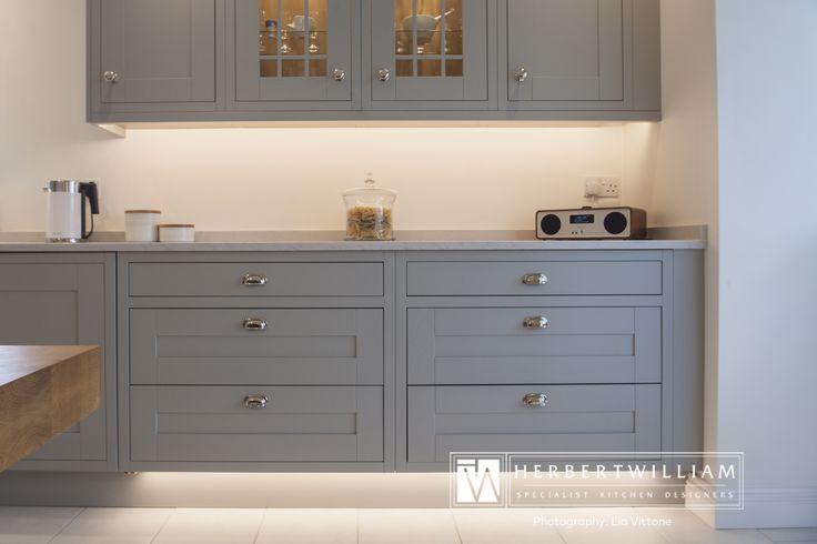 Best 25 Best Light Grey Shaker Kitchen Design Images On 640 x 480