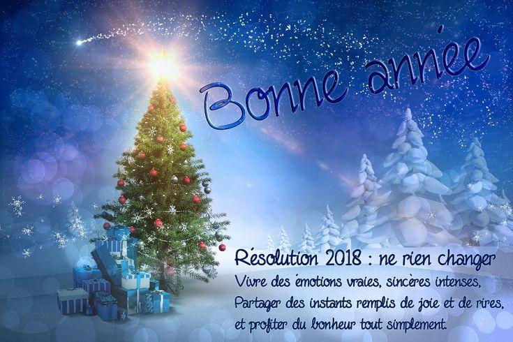 Carte de nouvel an gratuite
