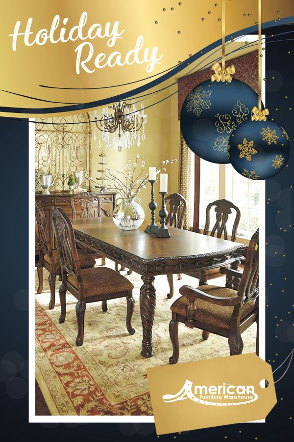 Get Your Home Ready For The Holidays With American Furniture