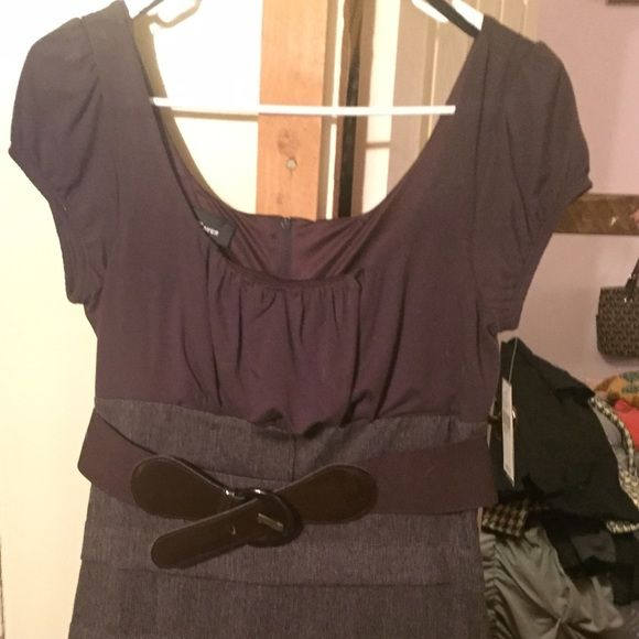 Brown Bandage Dress Never worn brown bandage dress. (Bought at Khol's) NWT Iz Byer Dresses