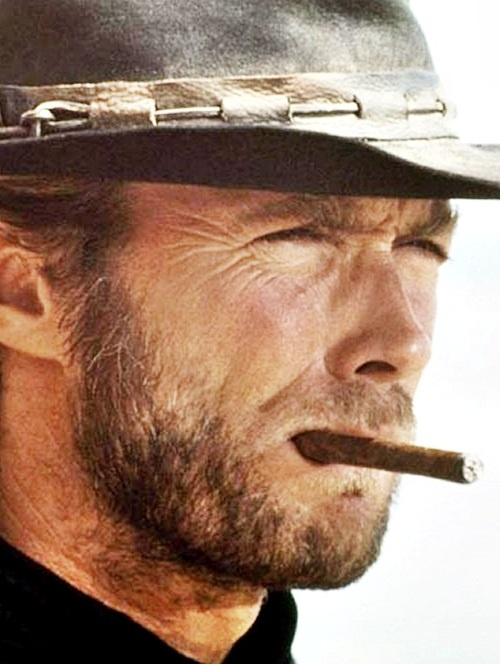Clint Eastwood, Seen All his Movies.