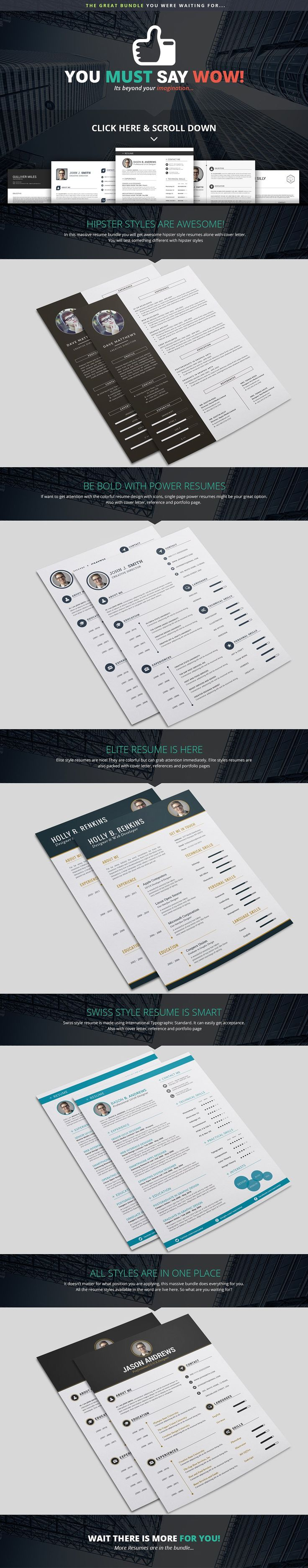 20 best infoviz images on pinterest info graphics infographic the 31 massive top sellers resume cv mega bundle the first time in template history and the biggest discounted bundle ever here at creative market malvernweather Image collections