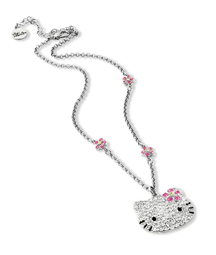 51 best hello kitty jewelry images on pinterest hello kitty hello kitty jewelry my life my journey online hello kitty necklace mozeypictures Image collections
