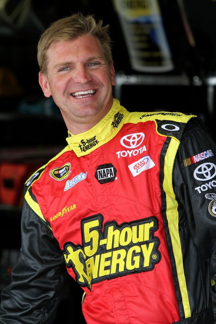 5-hour ENERGY® Toyota driver, Clint Bowyer - LOVE CLINT!
