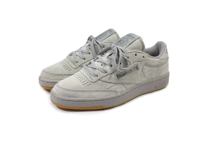 Reebok - Club C 85 TG - Steel/Carbon - BD1886 - Lifestyleshop Ultimate Trends