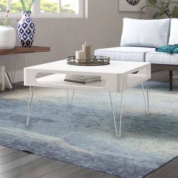 Best Mid Century Modern Coffee Tables Round Coffee Table Modern