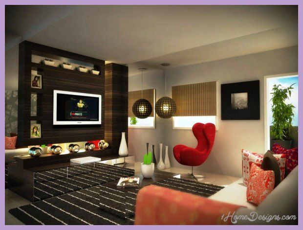awesome Modern living room decorating ideas