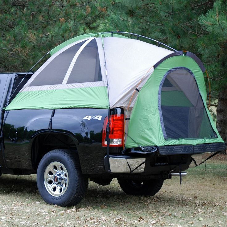 1000+ Ideas About Truck Bed Camping On Pinterest
