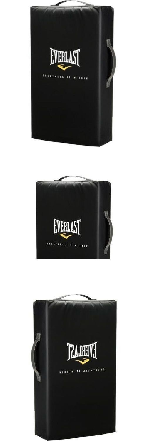 Strike Pads and Mitts 179789: Boxing Strike Shield Everlast Body Mma Training Equipment Martial Arts Accessory -> BUY IT NOW ONLY: $46.9 on eBay!