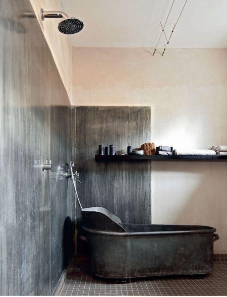 Hjemme hos designer Barbara í Gongini   Femina