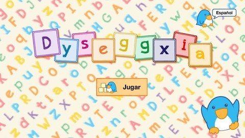 Dyseggxia juego para tratar la dislexia