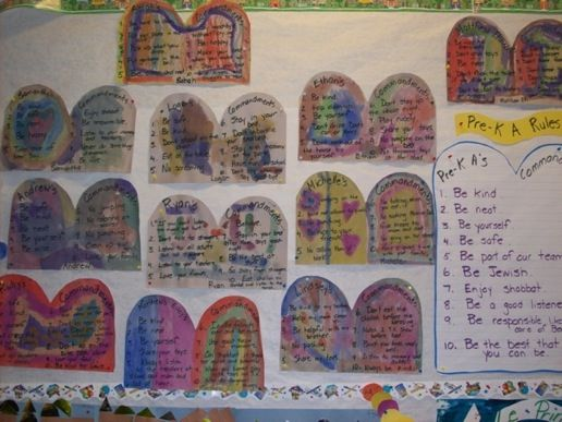 38 best 10 commandments images on pinterest sunday for Ten commandments crafts for preschoolers