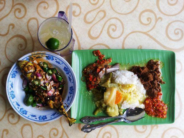 5 best nasi padang restaurants - HungryGoWhere Singapore