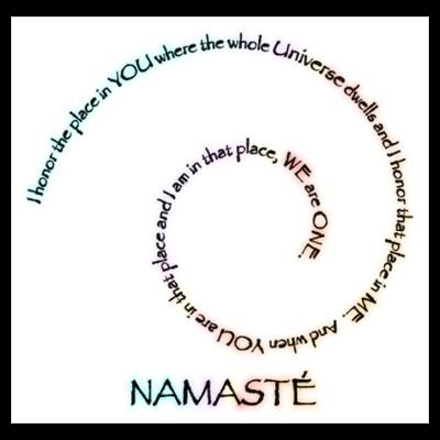 Die Besten 20 Meaning Of Namaste Ideen Auf Pinterest