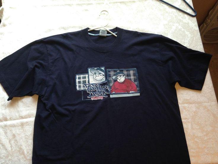 South Pole Men's Blue Graphic Shirt 2XL XXL  | eBay