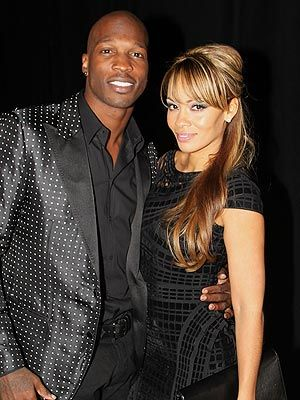 Evelyn Lozada to Divorce Chad Ochocinco After Domestic Abuse Arrest : People.com.  I am so glad to see her take a stand and not put up with domestic violence! Smart girl!!