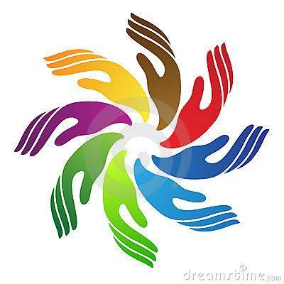 Hand logo by Nvnkarthik, via Dreamstime