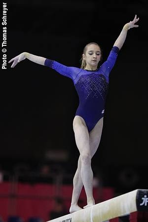 Komova Victorious Over Mustafina At Russian Cup