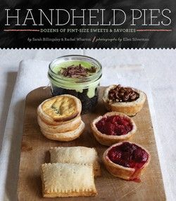Handheld Pies. Yep, pies are the new cupcake. And handheld pies are even better!