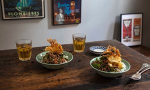 Kay Plunkett-Hogge's pad krapow moo recipe | A taste of home | Life and style | The Guardian