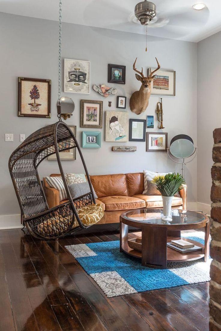 Kreative Wohnzimmergestaltung Mit Vintage Mbeln