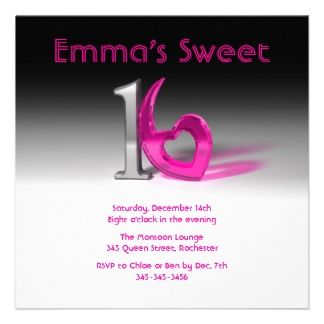 15 best Candy Invitations For Sweet 16 images on Pinterest Candy