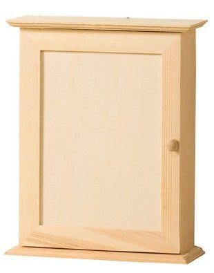 Caja madera para llaves II