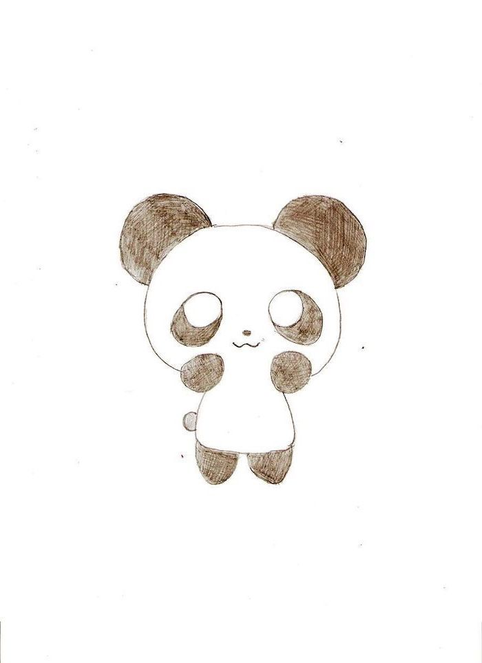 Cute Cool Drawings : drawings, Panda-black-and-white-pencil-sketch-cool-things-to-draw-on-white-background, Drawings,, Drawing, Images