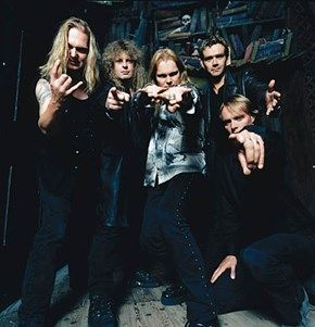 When the unrivalled vocal power and intensity of Norwegian powerhouse Jorn Lande (known from his work with Jorn, Ark, Millennium, and The Snakes…) united with the incredible musical and songwriting talent of former Helloween members Roland Grapow (guitar) and Uli Kusch (drums) in 2002, the whole Metal scene woke up.