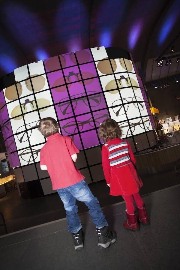'100 innovations' exhibition at 'Tekniska museet', Stockholm wins design award