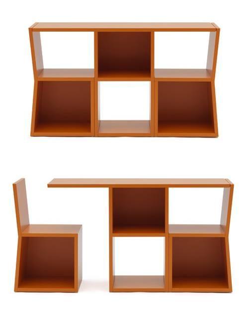 chair | table | chair | bookcase