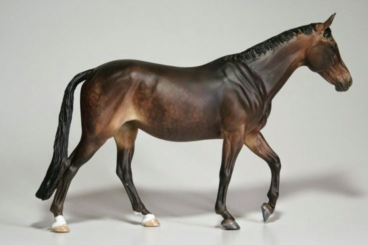 Resin Horse Editions: painted by Gudrun Schmitt