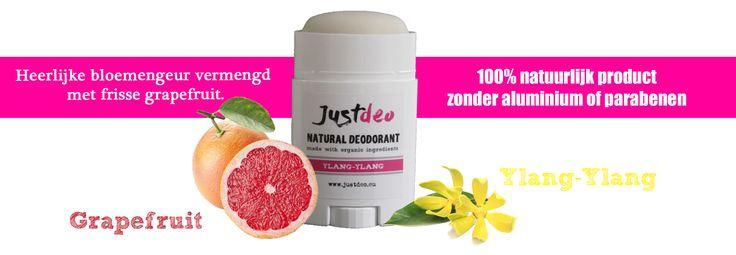 Ylang-Ylang natuurlijke deodorant