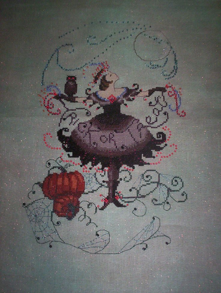 Trick or Treat Fairy - Nora Corbett
