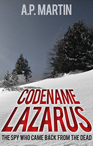 I was given this book by the author as a member of Rosie Amber's review team (#RBRT) in return for an honest review. I gaveCodename Lazarus 4* out of 5* The Blurb: Spring 1938 and Great Bri…