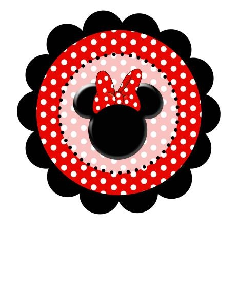 free minnie and mickey printables :)