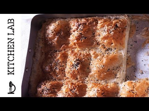 Τυρόπιτα | Kitchen Lab by Akis Petretzikis - YouTube