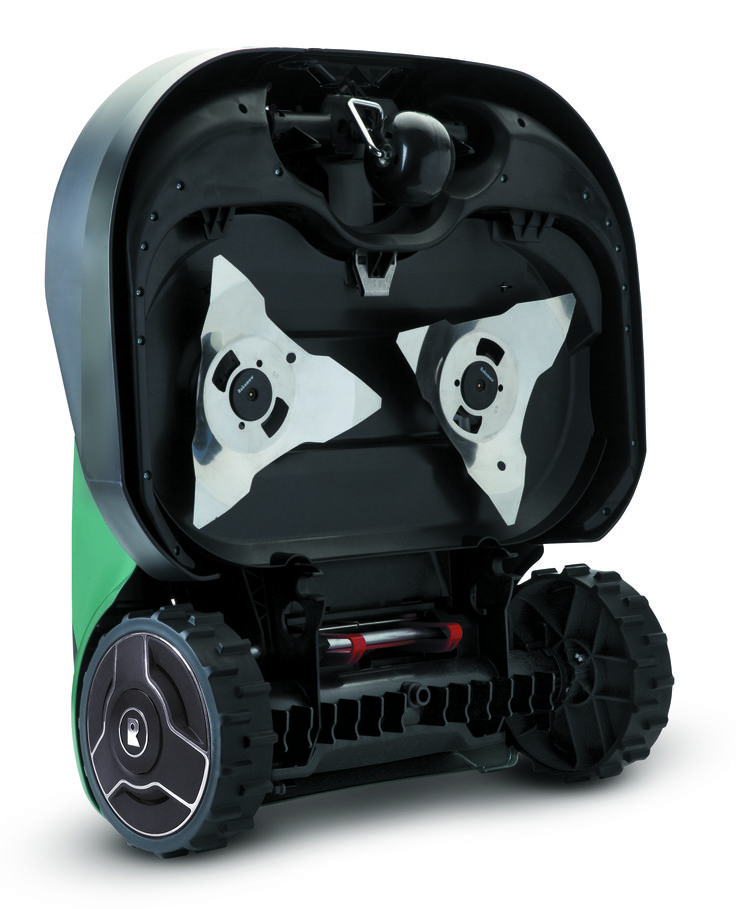 New  Robomow RC RS RS RS