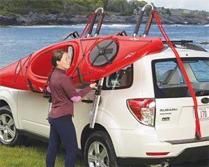 Kayak Loading Systems   Kayak Rack   Kayak Car Racks   Malone Auto ...
