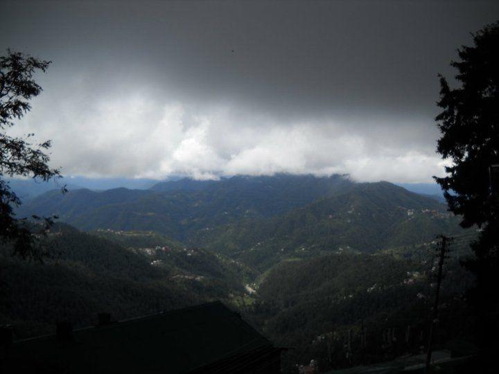 Shimla, visiting Chandigarh and not visiting shimla is a crime. LOL #mrbharat