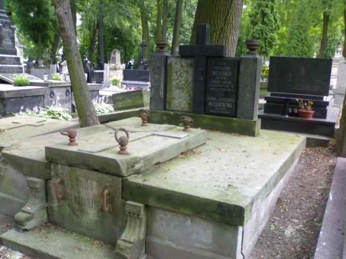 Nieobecni.com.pl - polskie cmentarze i groby
