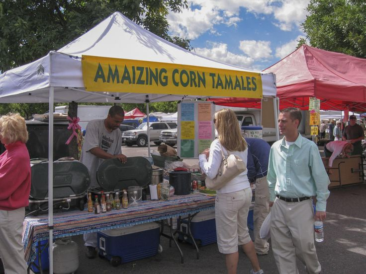 A healthy crop of farmers' markets throughout summer and fall offer street festival atmospheres with art, music, and of course amazing food and drink.