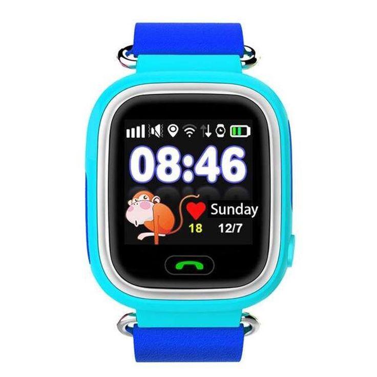 Q90 GPS Touchscreen Kinder Smart Uhren SOS Anruf Location Device Tracker Anti Verloren Monitor Smartwatch Clock Beste Neue Jahr geschenk //Price: $US $40.27 & FREE Shipping //     #clknetwork