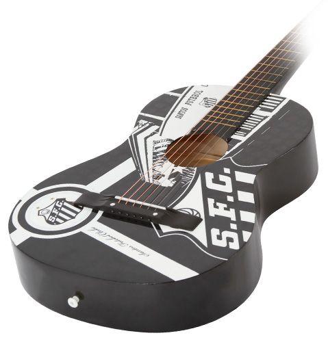 Waldman - Guitar Force - Violão de Aço do Santos FC