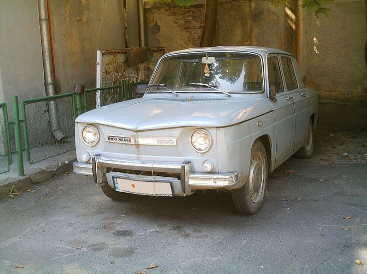 Dacia 1100 1968-1972. #Dacia #Car #Retro