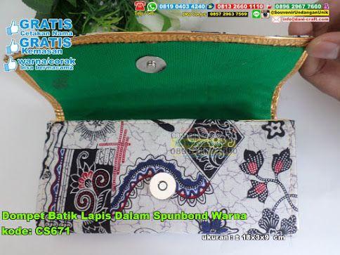 Dompet Batik Lapis Dalam Spunbond Warna 0896.3012.3779  (WA/SMS/Telp) PIN BBM: 5c8 62 c4b #DompetBatik #DistributorBatik #souvenirMurah