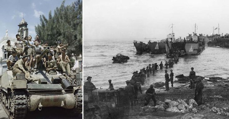 Operation Husky – The Battle for Sicily Which Launched The Italian Campaign