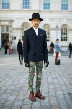 London Fashion Week 2013- Menswear style Hit or Miss?